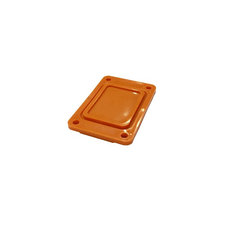 Chinese Plastic product supplier Plastic injection RedABS plastic cover Customized Service