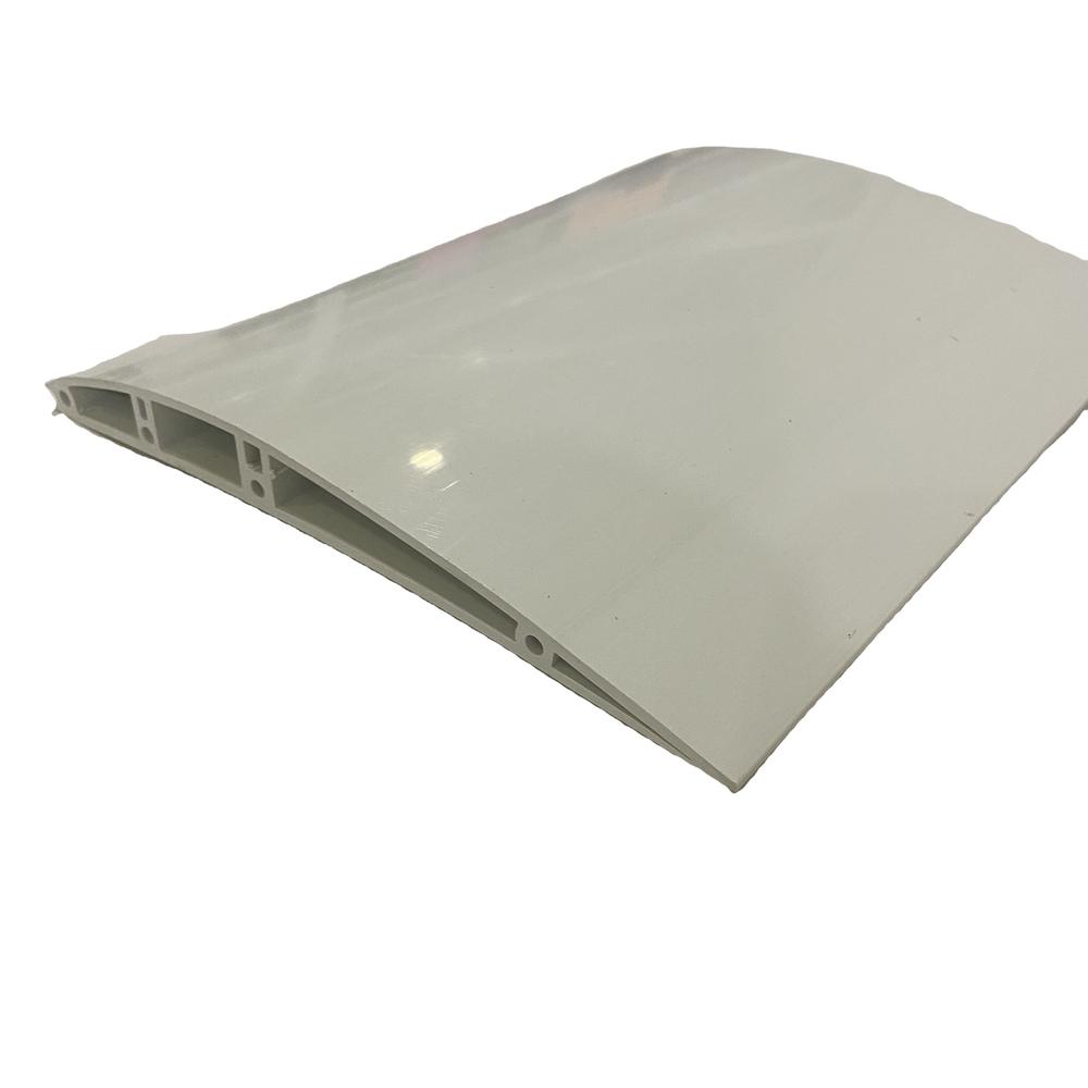 OEM Plastic ExtrusionProfile PVC material