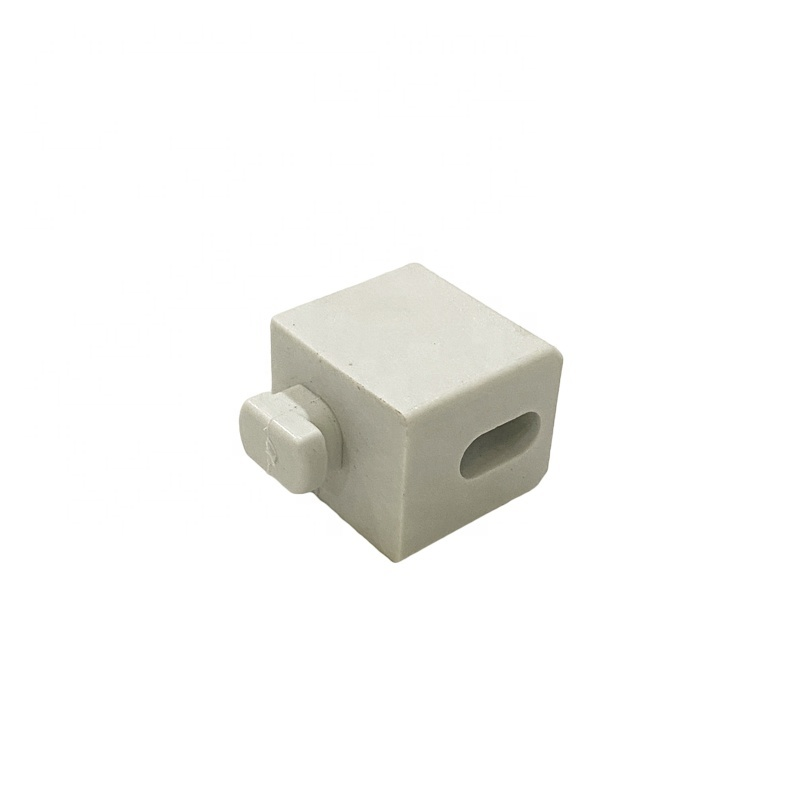 Plastic Block forlink steel cable on aluminum alloy profile