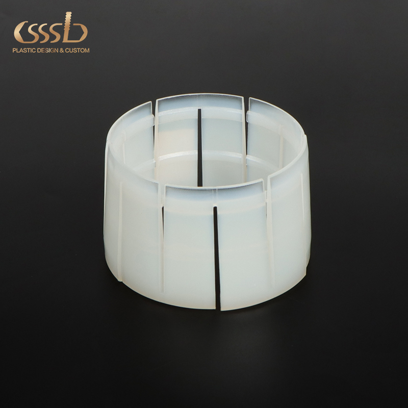 ABS Plastic Injection Molded Plastic Tube Fastener