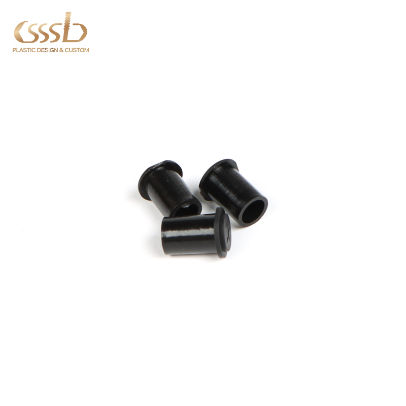 Nylon plug pin factory custom injection molding