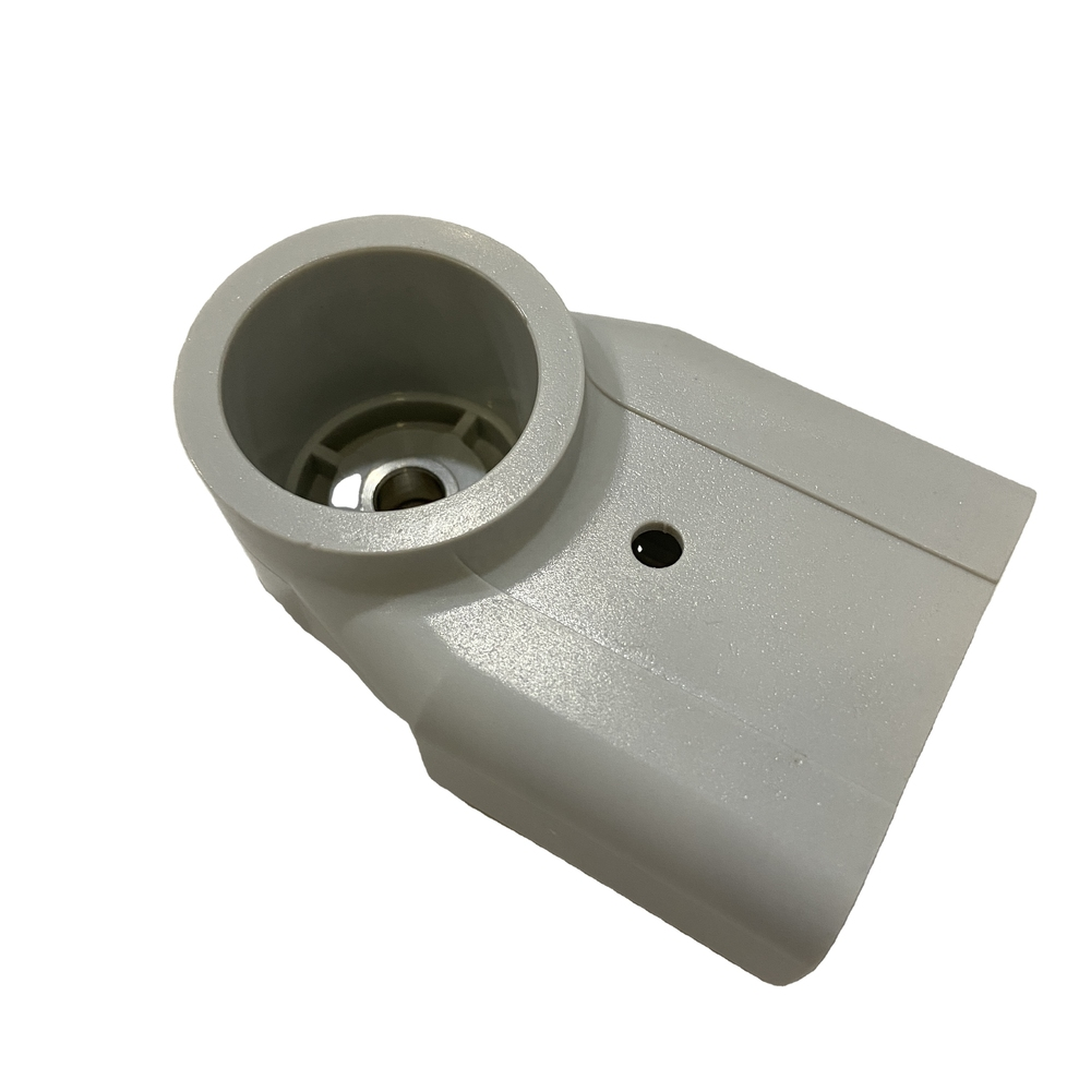 Chinese plastic product factory Customized plastic product Aluminum alloy accessories