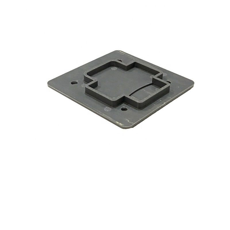 ABS injection partsRobot equipment end cover