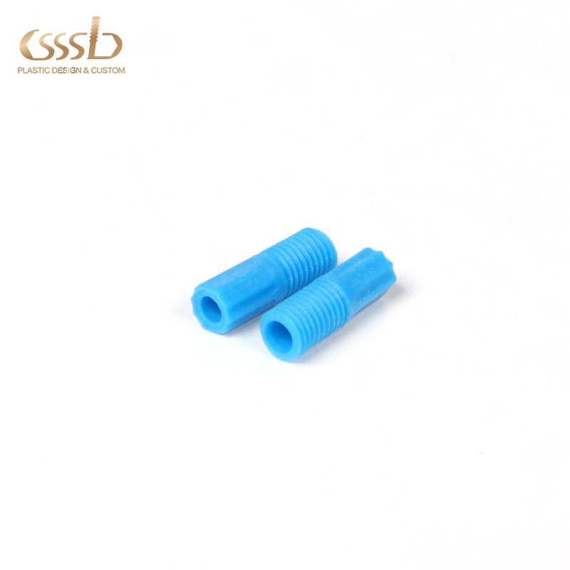 Plastic medical connected screw for Medical Devices