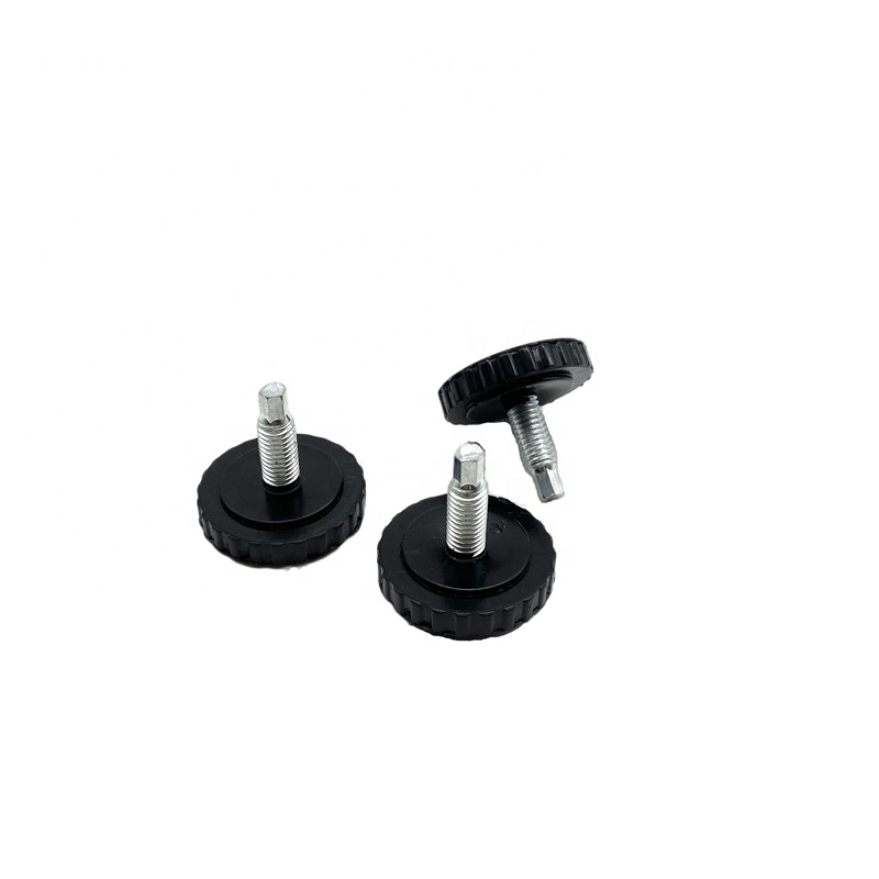 Plastic parts for Office furniture anchor screws