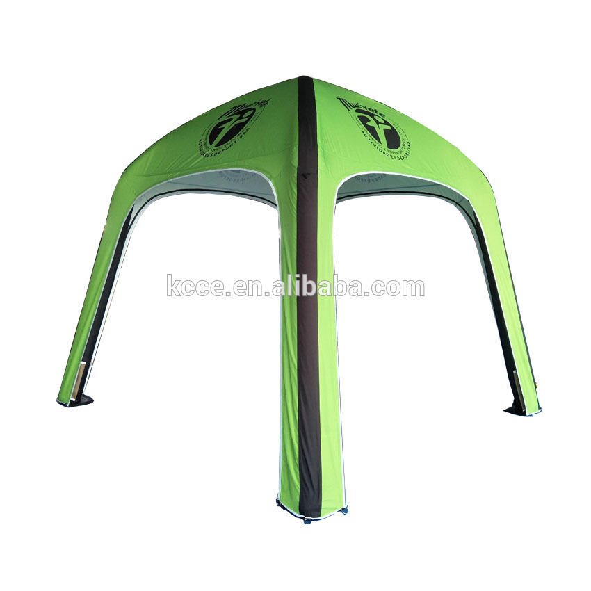 Custom Event Advertising Inflatable Folding Pop Up Canopy Tent