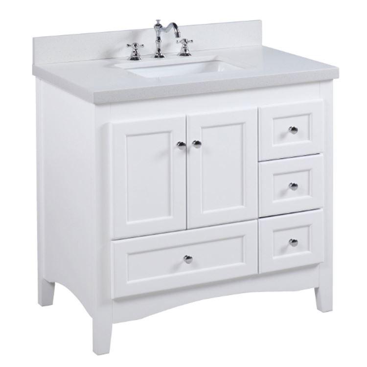 Rustic Cupboard Vanity Bathroom Wash Basin Cabinet American Style OEM ODM