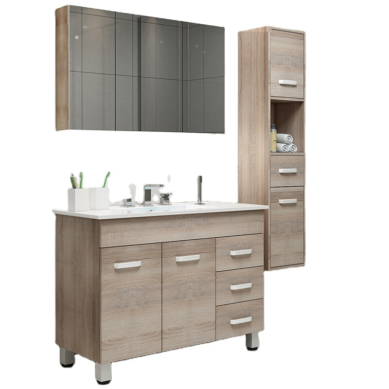 New Modern Design 104 Inch Furniture Set Bathroom Vanity