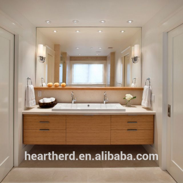 Laminited Bathroom Mirror Cabinets Vanity With Low Price