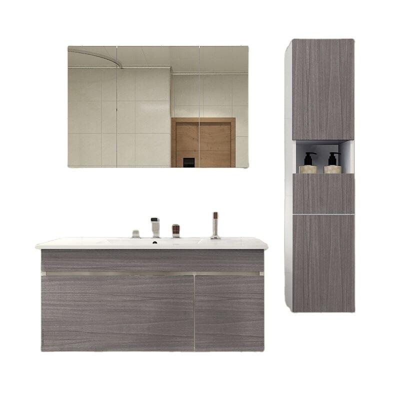 Hotel Modern Luxury Bathroom Vanity Cabinet Design,Bathroom Furniture Spain