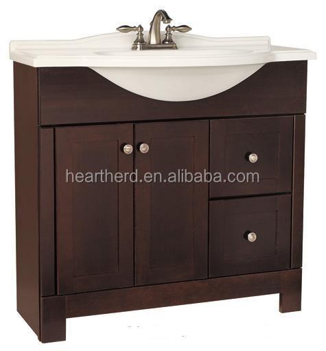 Modern classical China Wholesale Bathroom Sink Cabinets Vanities