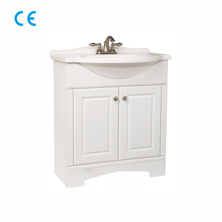 Modern Hotel Furniture Pvc Bathroom Mirror Cabinet With Cheap Price