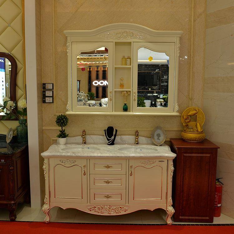 Cheap Good Quality Modern Bathroom VanitySet Pvc