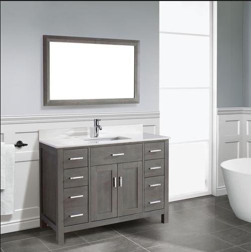New Product Hotel Mirror Cabinet Bathroom Vanity
