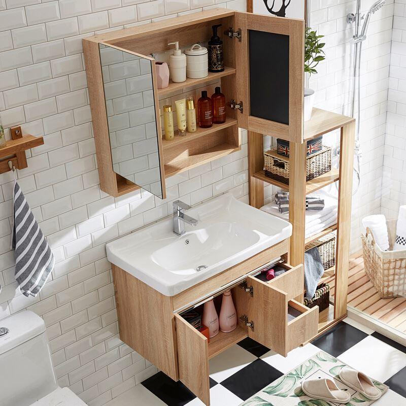 Professional Manufacture Waterproof Pvc Bathroom Cabinet ,Bathroom Mirror Cabinet