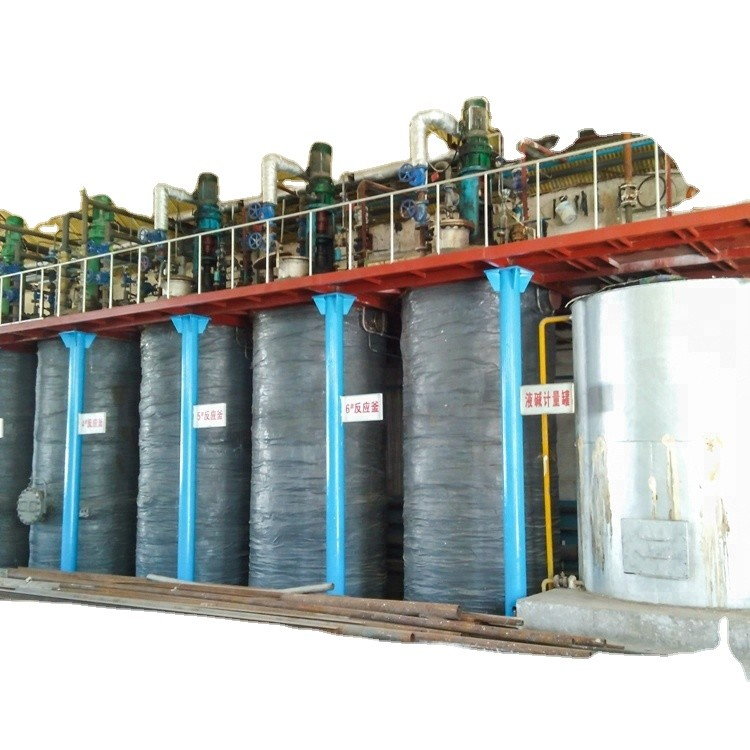Industrial grade solid sodium silicate plant / Water glass making machine