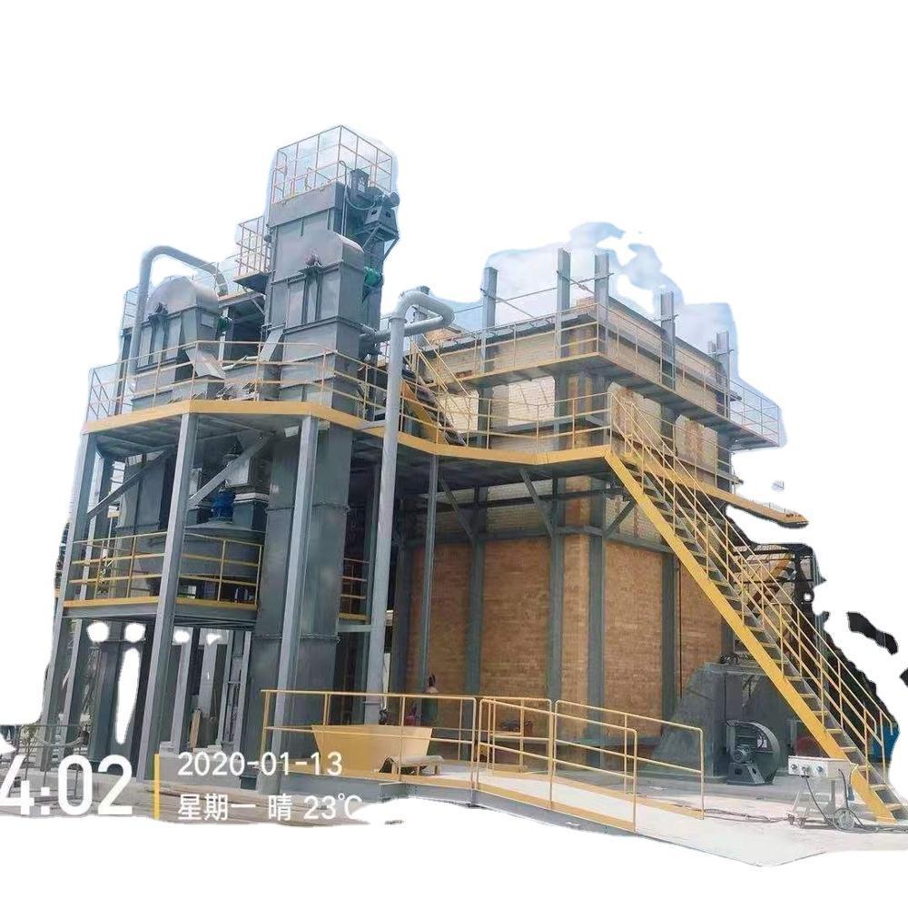 Supplier for sodium silicate production line / Sodium silicate making machine
