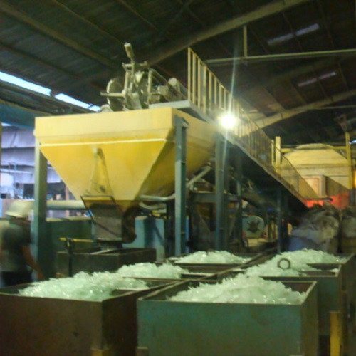Industrial solid Sodium Silicate Plant / Liquid Sodium Silicate Solution Making Machine / Sodium Silicate Production Line