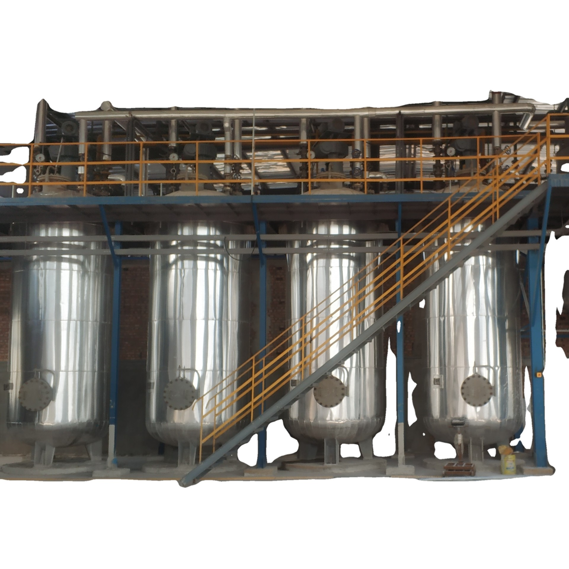 Solid sodium silicate drying plant / Water glass making machine / Liquid sodium silicate manufacturing plant
