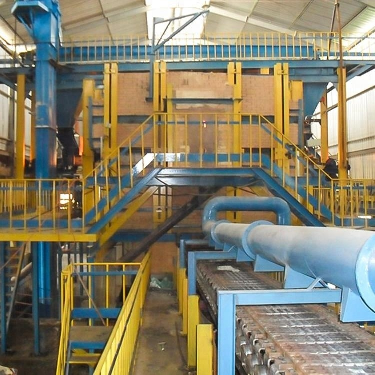 Liquid Glass Making Machine/Sodium Silicate Plant/ Water Glass Production Line Dry Phase