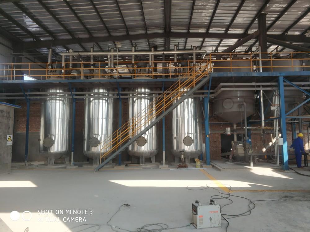 Industrial Sodium Silicate Plant / Solid Liquid Sodium Silicate Production Equipment