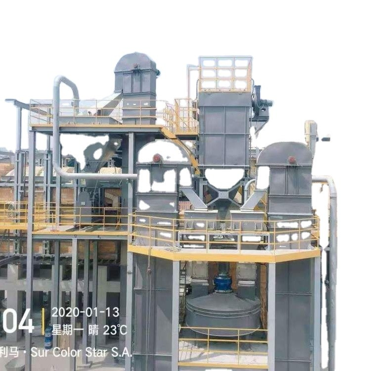 Sodium Silicate Equipment / Solid Sodium Silicate Making Machine / Liquid water glass Production Line