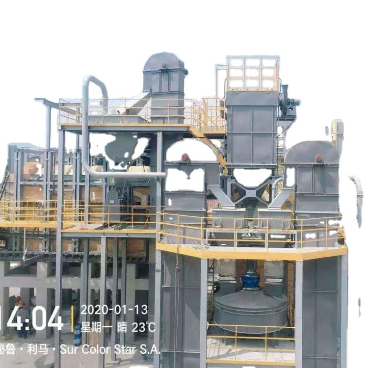 Industrial use soduim silicate making machine / Sodium silicate plant for detergent use