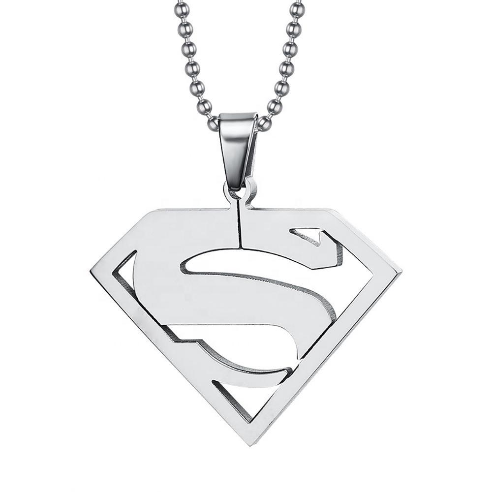 2019 fashion new custom logo tungsten pendant jewelry