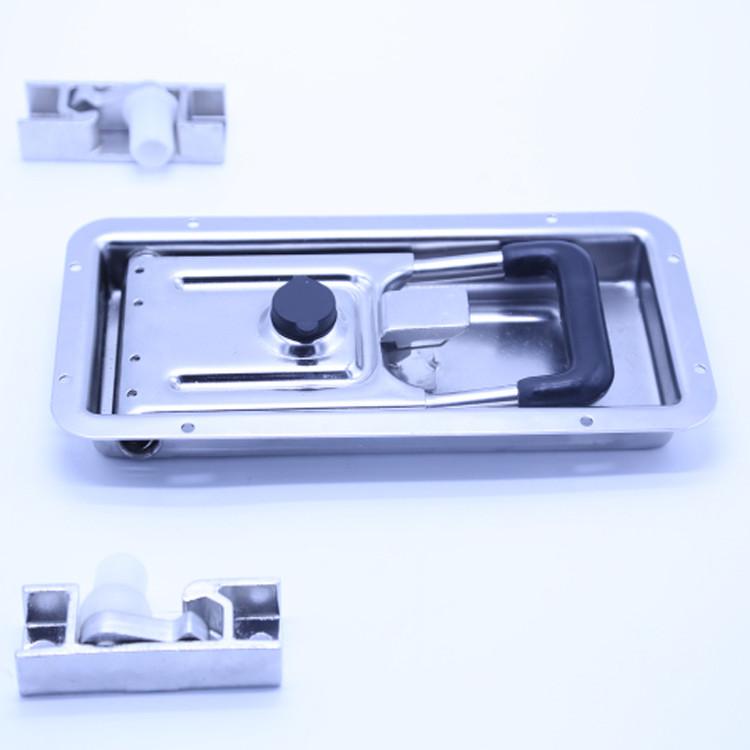 Stainless Steel Refrigerated Truck Door Locking Gear Cold Room Door Lock-011130