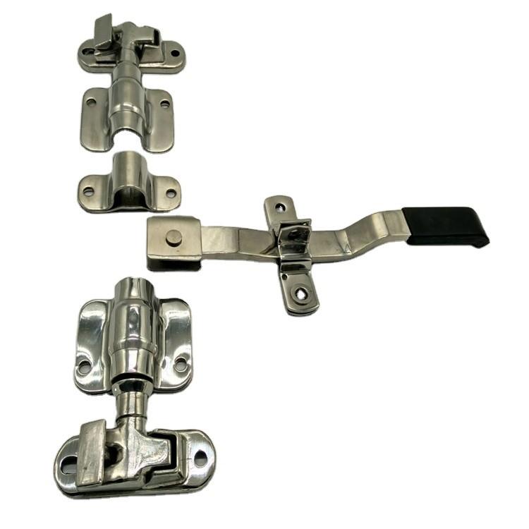 Stainless Steel Refrigerated Truck Door Locking Gear Cold Room Door Lock-011150