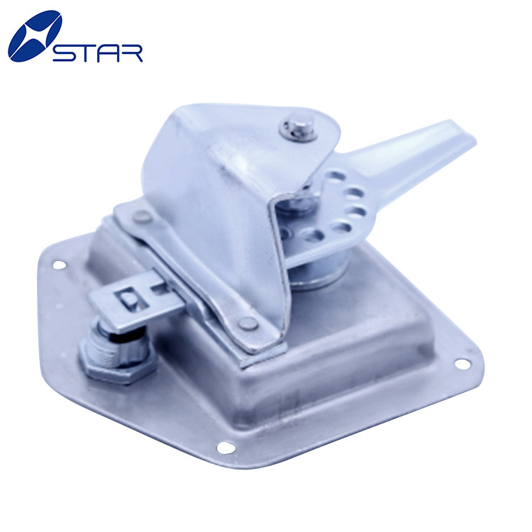 Stainless Steel Water-proof Truck Tool Box Paddle Lock