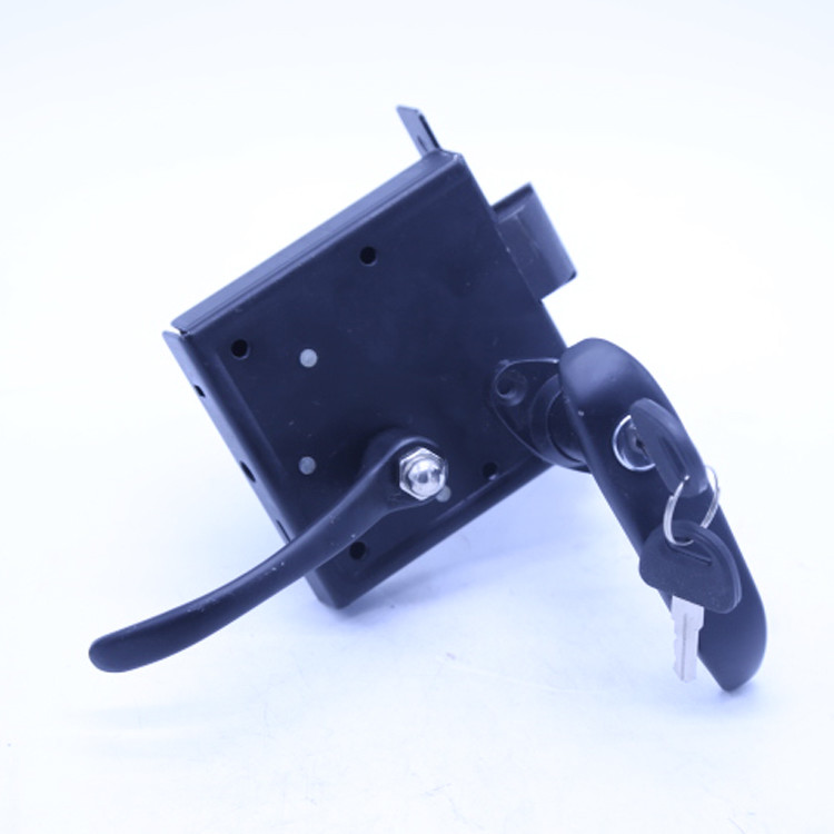 steel truck panddle lock handle latch for tool box