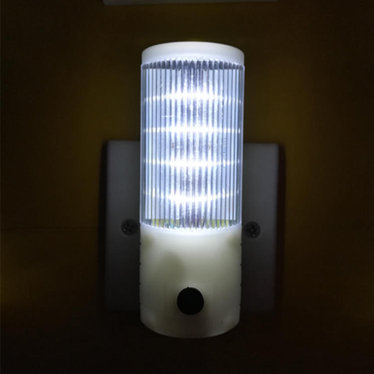 A106 OEM mini sensor control plug in ABS material nightlight lamp for bedroom