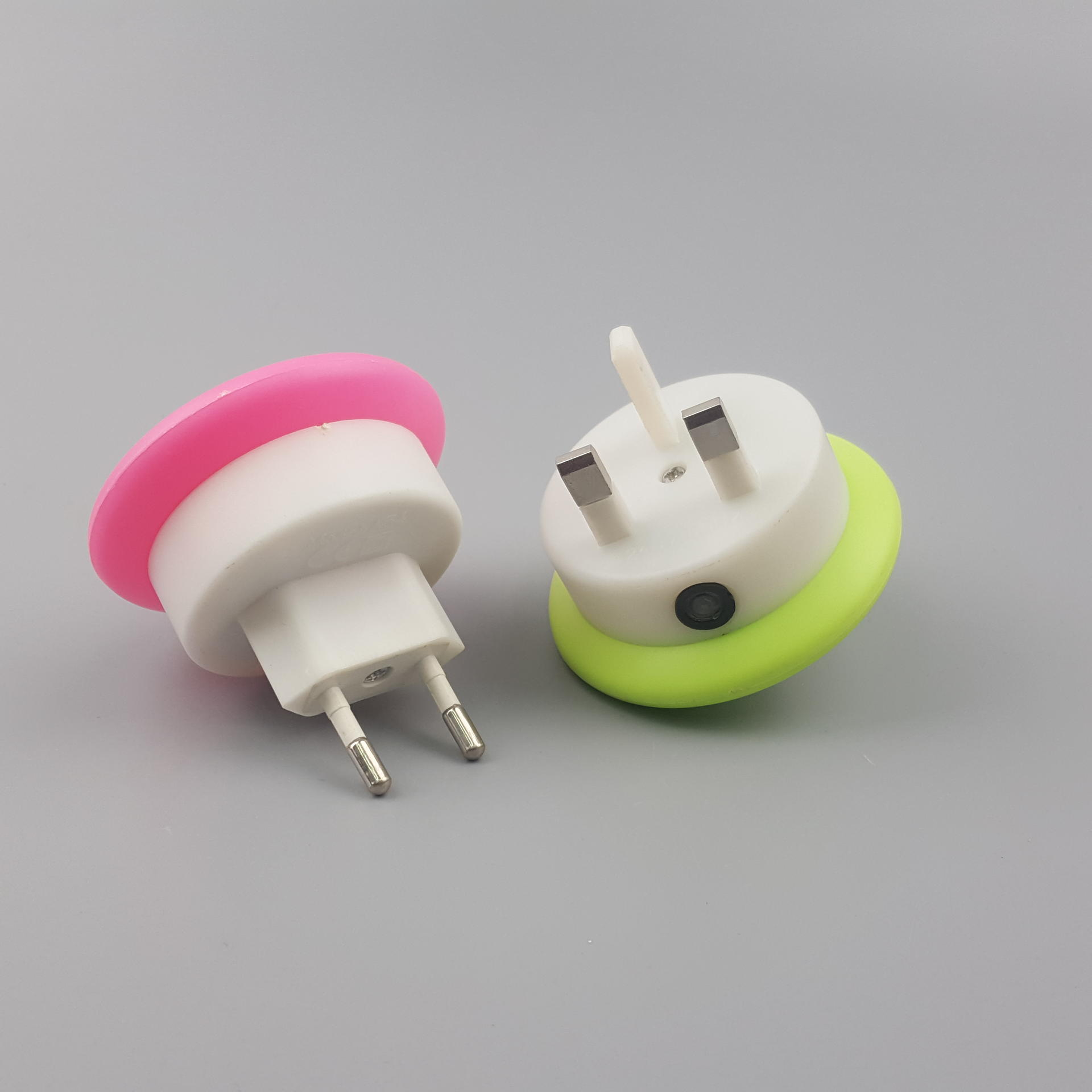 A54 OEMled sensor night light plug in sleep room CE ROHS BS 240V for baby kids