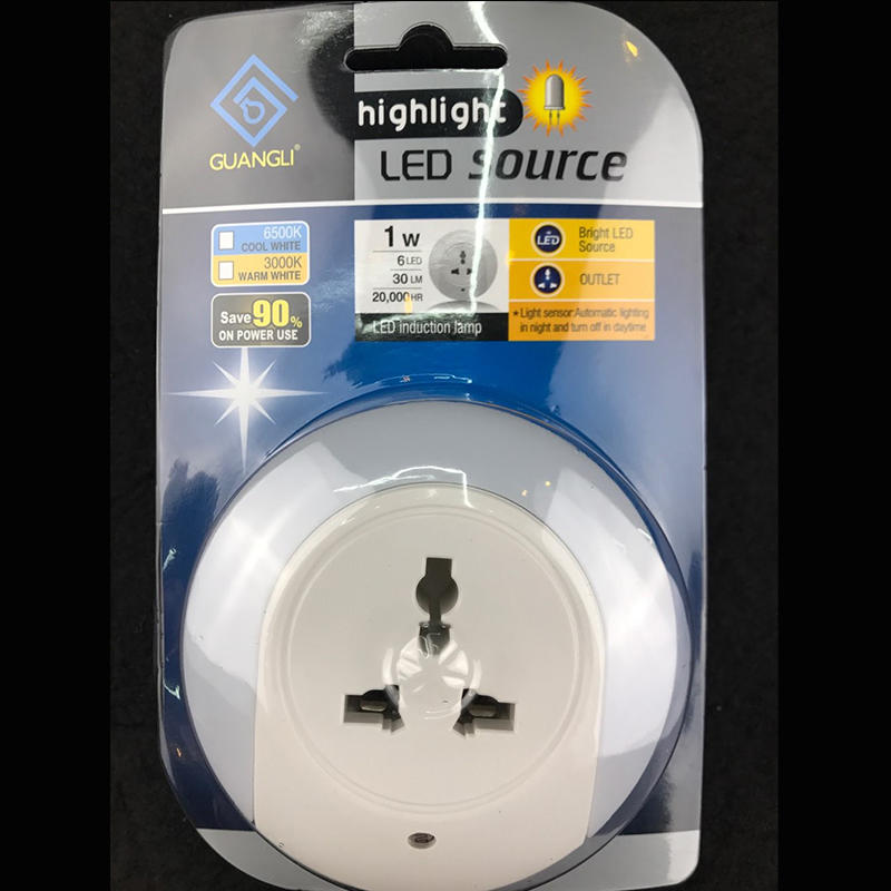 BEST SALE LED NIGHT LIGHT WITH USB CHARGER DUSK TO DAWN SENSOR PLUG INLIGHTING 5V 2A DUAL USB WALL CHARGER BEDSIDE LAMP