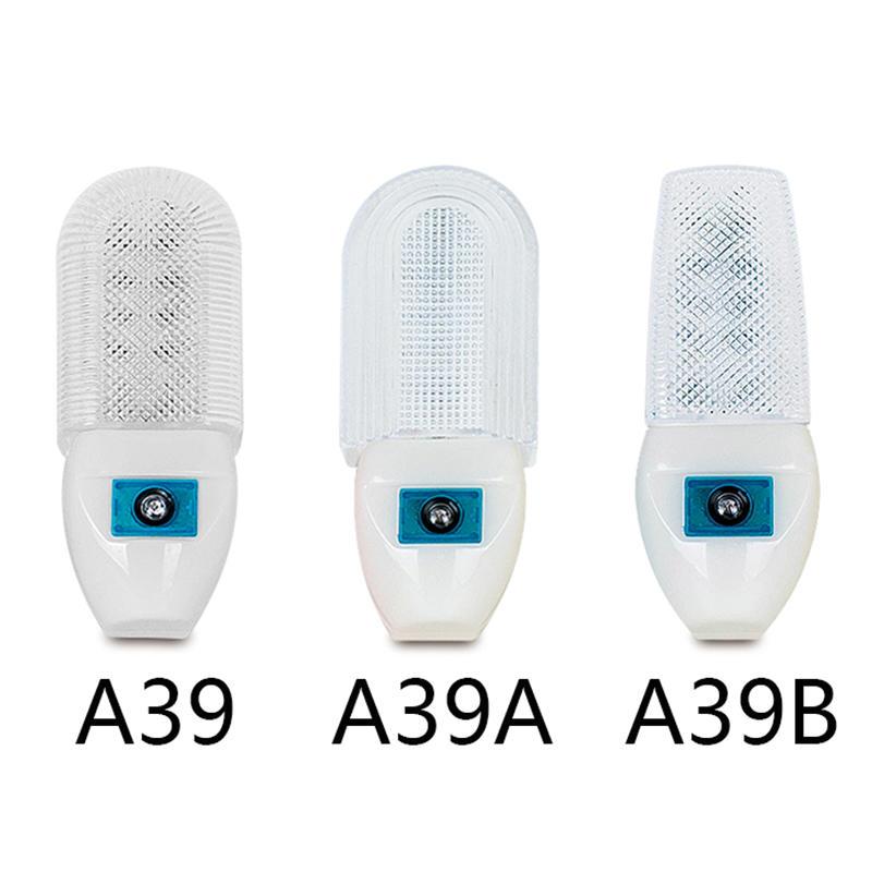A39 OEM dusk to dwan sensor plug in night light lamp for sleep bedroom hallway