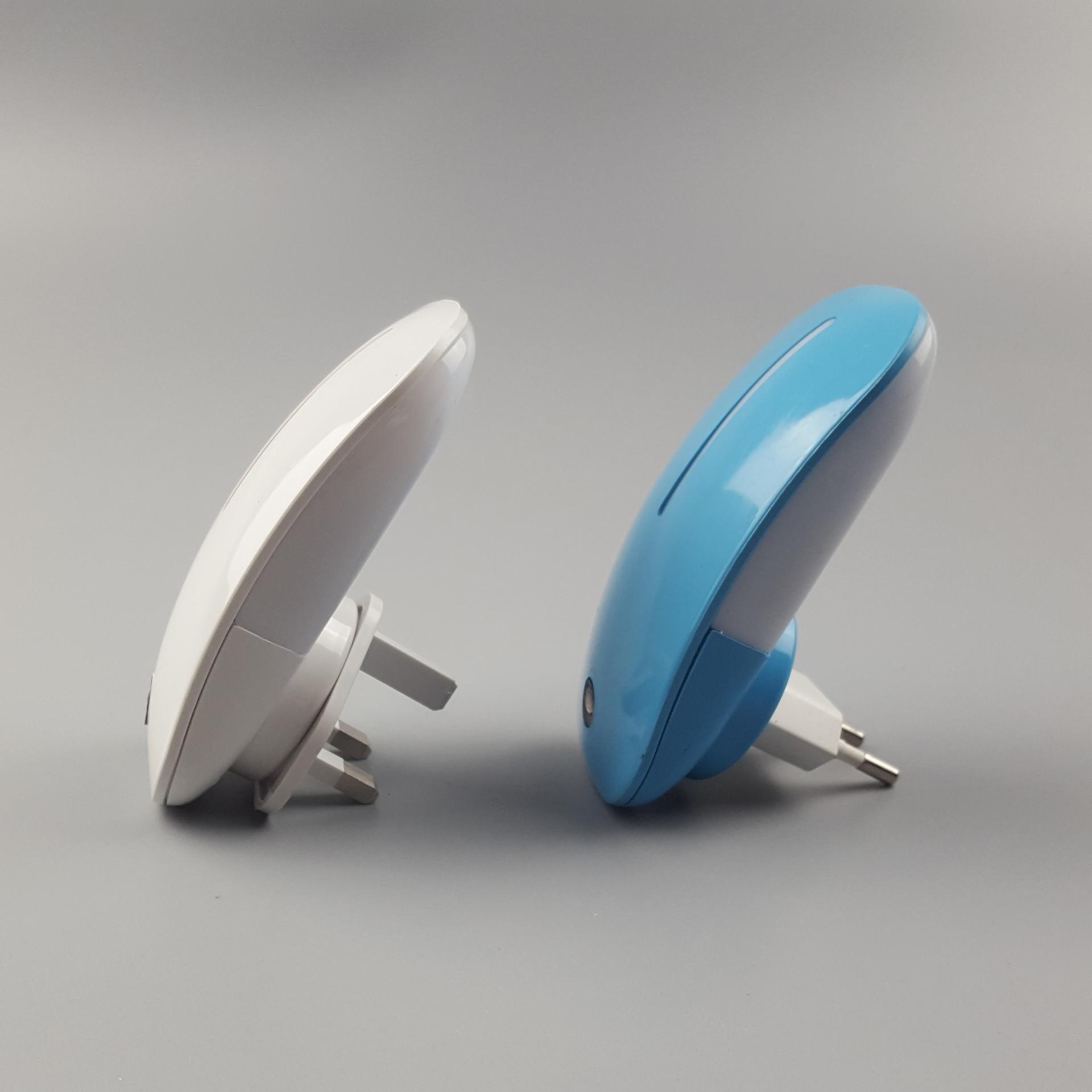A66 OEM sensor auto control warm white mouse shape CE ROHS CB LED EU UK plug night light for lighting kids