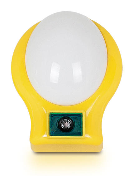 High quality A26-K CE ROHS AC 220V small led wall lamp plug night light decoration for indoor