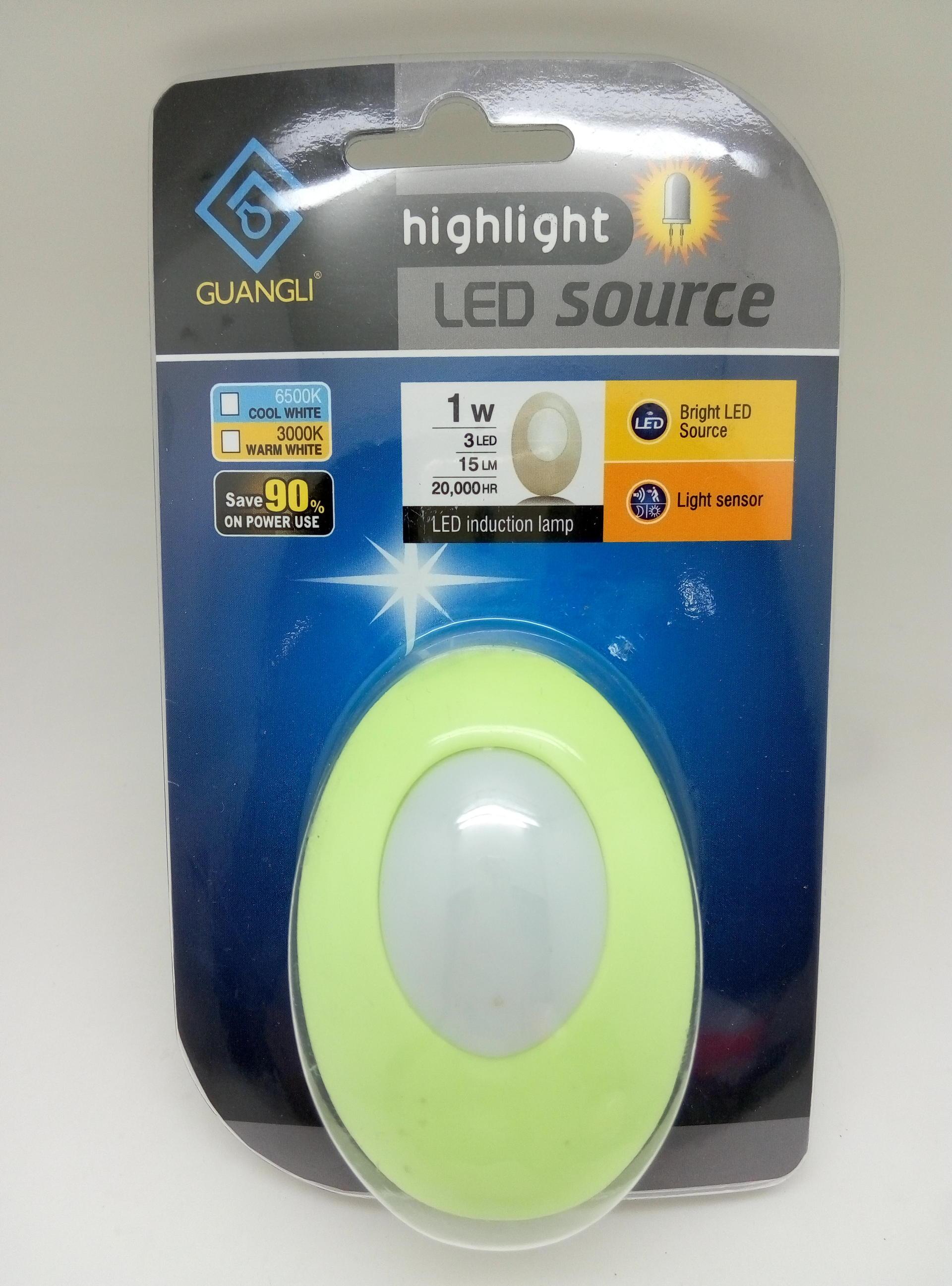 A52 OEM water drop Europe kids CE led sensor plug in dusk to down night light for bedroom