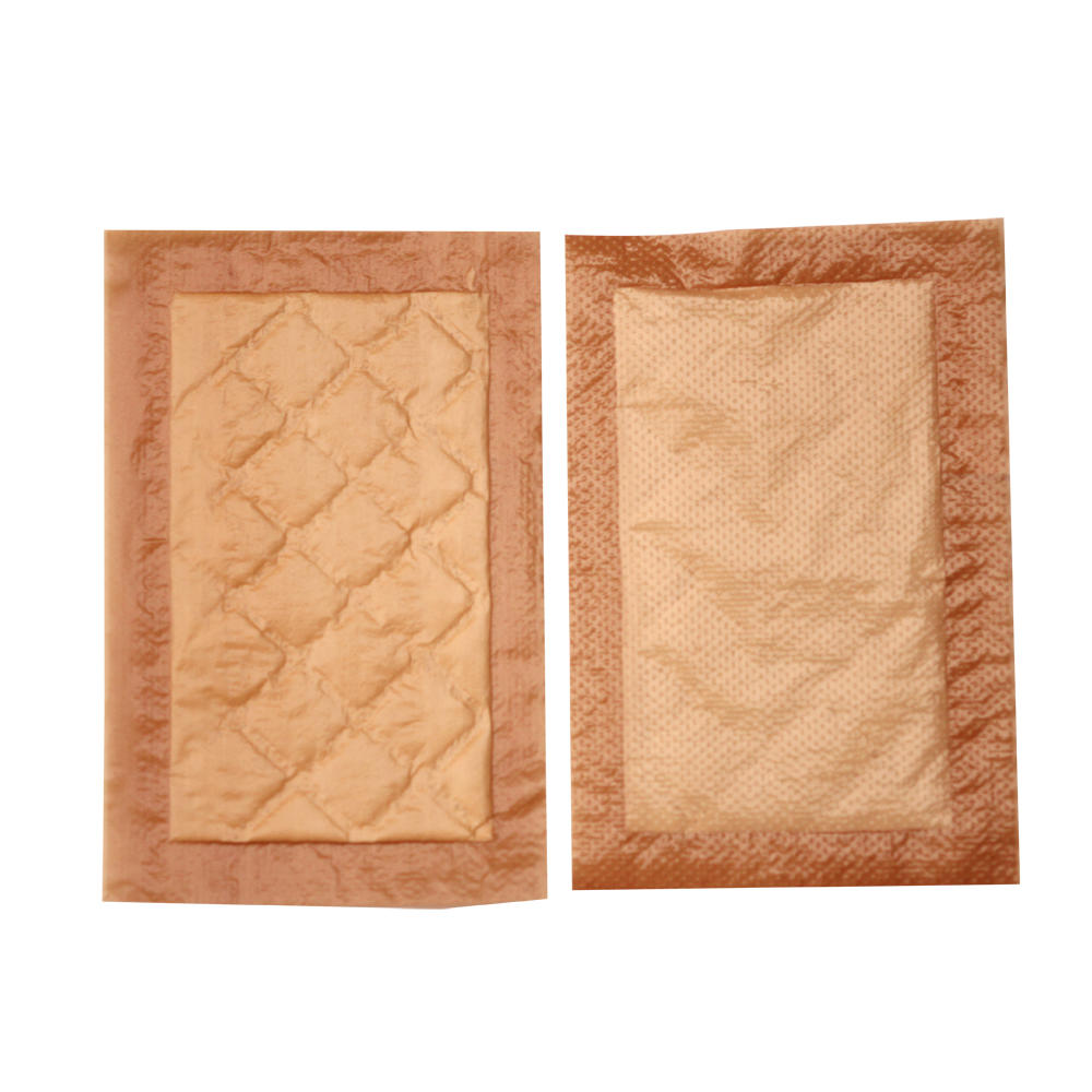PE+Non-woven Material Design Food Absorbent Pads For Meat Tray