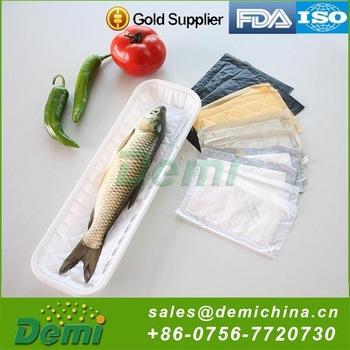 Food Grade New TypeMeat Soaker Polymer Absorbent Pad
