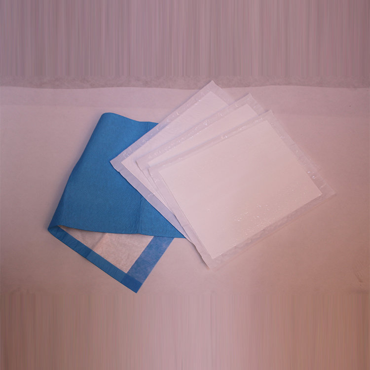 Customized Size High Absorbency Seafood Food Absorbent Pad Fish Pad
