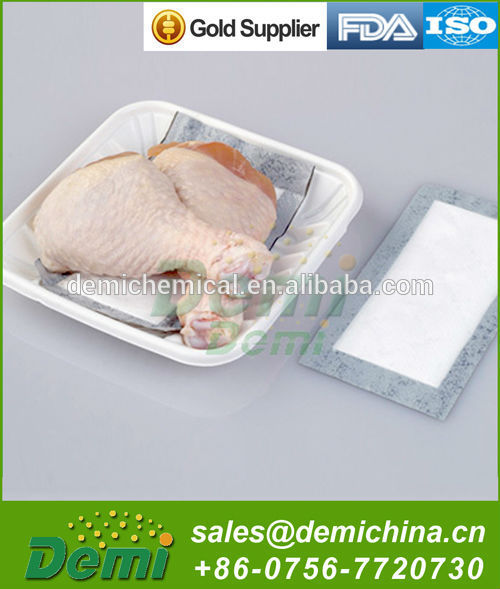 Meat Blood Absorbent Pad For Keep Food Fresh