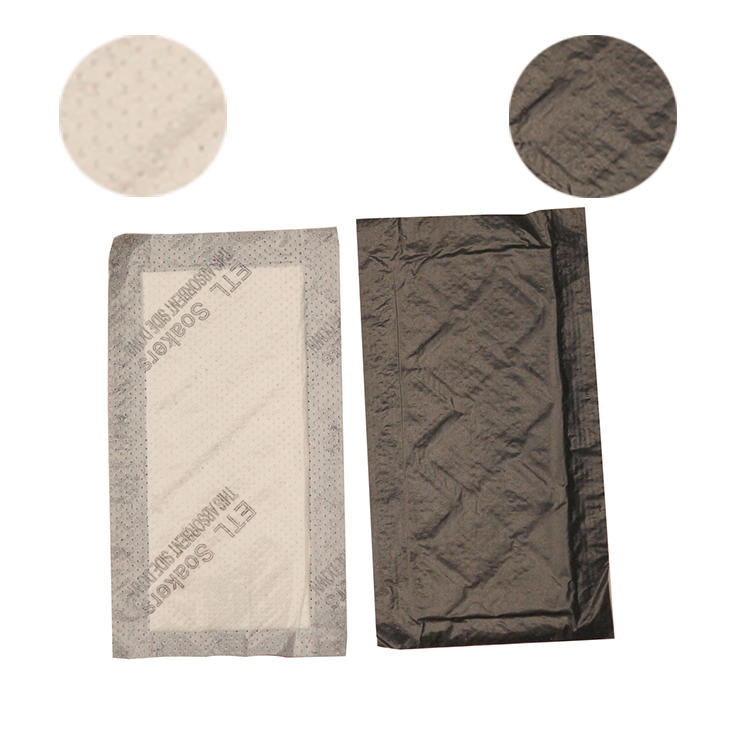 Customized Size Disposable Meat/ Fish/Fruit Absorbent Pad