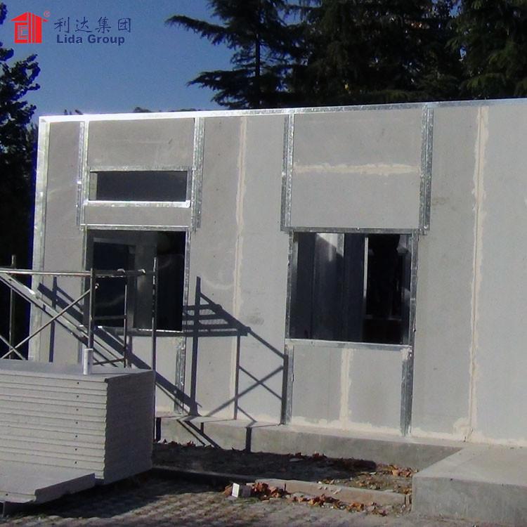 Modular homes panel houses for Chile, modular homes house