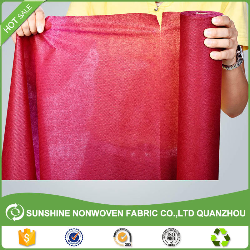 Factory price Soft feeling Nonwoven Non Slip Tablecloth Roll