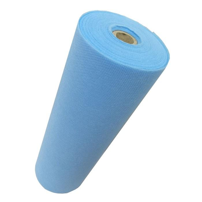 Wholesale pp nonwoven fabric bedsheet for non woven bed sheet roll