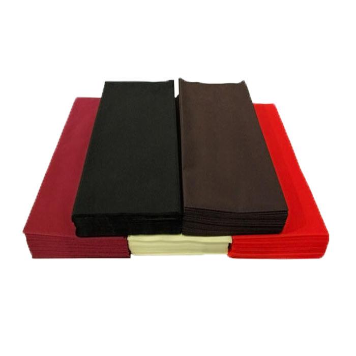 Eco-friendly Disposable Waterproof Non woven TNT pp Spunbond non woven fabric pre-cut tablecloth