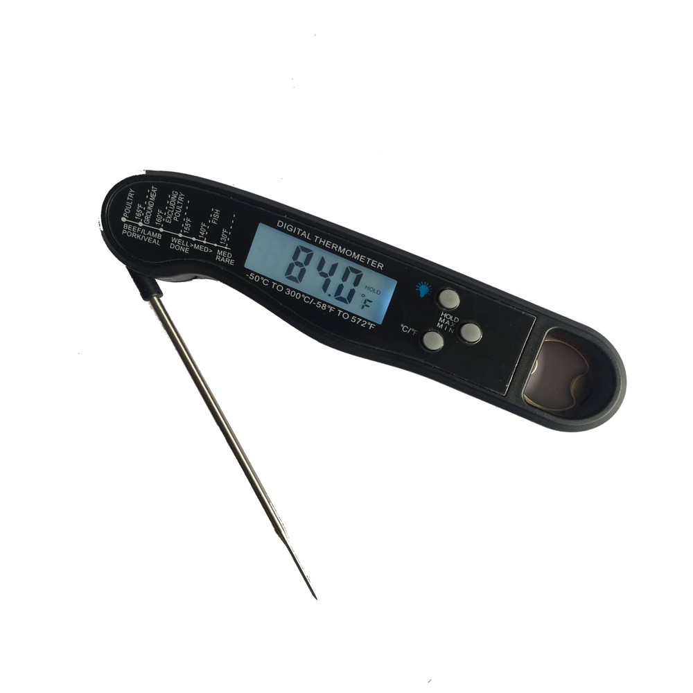 FDA Approval Food Barbecue Smoker Grilling Oven Digital Cooking Thermometer