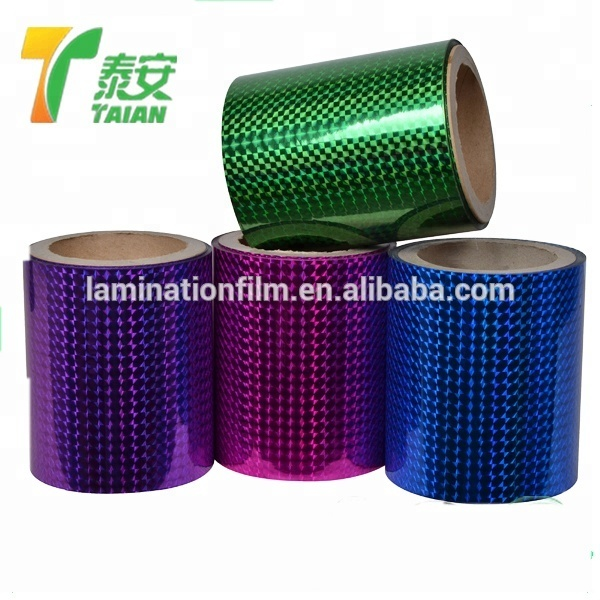 Chinese Film BOPP Holographic Metalized thermal Film for printing/roll films Alibaba India BOPP adhesive tape